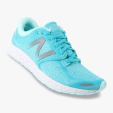 Jual Beli New Balance Fresh Foam Zante Breathe Pack Women S Running Shoes Biru Indonesia