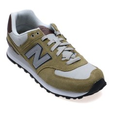 Jual Beli Online New Balance Lifestyle 574 Beach Cruiser Men S Sneakers Cokelat