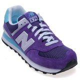 Beli New Balance Lifestyle 574 Coreplus Women S Sneakers Ungu Seken