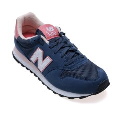 New Balance Lifestyle Gw500 Women S Sneakers Navy Pink New Balance Diskon