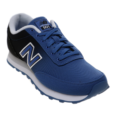 Harga New Balance Men S 501 Gradient Casual Shoes Biru Hitam Original