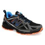 Ulasan Lengkap Tentang New Balance Men S Trail Running Sepatu Lari Hitam Oranye