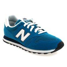 Jual New Balance Newml373B Pria Biru Lengkap
