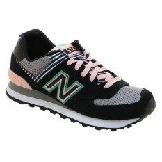 Harga New Balance Newwl574Bfkb Wanita Hitam Pink Dan Spesifikasinya