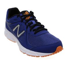 Spesifikasi New Balance Running Speed Ride 390 Biru Oranye Lengkap