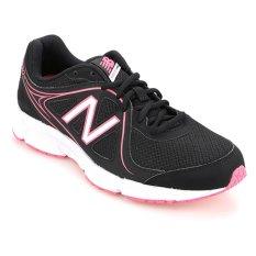 Beli New Balance Women S Running Xlt Footbed 390 Neutral Cushioning Hitam Pink Murah Indonesia