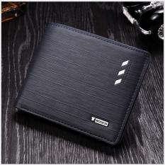 New Bogesi Dompet Pria Premium Import Branded - Navy Blue ed698d0573