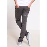 Diskon New Celana Chinos Pants Slimfit Grey Branded