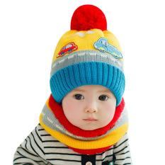Spesifikasi Baru Lucu Yang Dapat Membuat Orang Yang Melihatnya Tertawa Terbahak Bahak Atau Justru Kesal Karena Merasa Bayi Perempuan Nak Topi Rajutan Syal Bulu Topi Hangat Membuat Pola Mobil Leher Hangat Dua Potong Set Internasional Bagus
