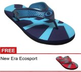 Beli New Era Csa Ecosport Biru Gratis Sandal New Era Csa