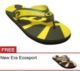 Cara Beli New Era Csa Ecosport Kuning Gratis Sandal