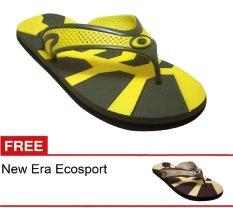 Review Pada New Era Csa Ecosport Kuning Gratis Sandal