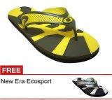 Beli New Era Csa Ecosport Kuning Gratis Sandal Online Terpercaya