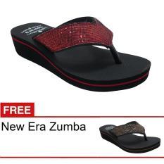 Review Pada New Era Csa Zumba Merah Gratis Sandal