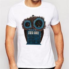 Jual Beli New Fashion Doctor Who Regeneration Printed Mens T Shirt Jawa Barat