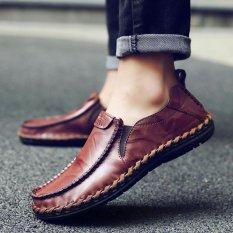 Sepatu Pria Sepatu Kulit Pria Sepatu Kasual Sepatu Kerja Sepatu Mengemudi