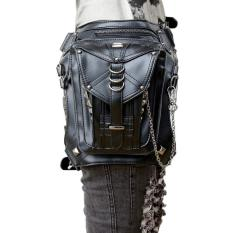 Toko New Fashion Punk Tas Wanita Pria Steam Punk Shoulder Bag Vintage Rock Gothic Pinggang Bag Intl Di Tiongkok