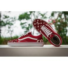 New Fashion Vanss Unisex Old Skool Skate Shoe
