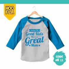 Spesifikasi New Hoofla Kaos Anak Hr11 Baru