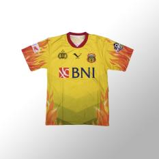 New Jersey Bhayangkara United Fc Yellow Away Bayangkara 2017 2018 Liga Satu Indonesia Supporter Version Original