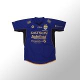Cuci Gudang New Jersey Persib Bandung Home Blue 2017 2018 Logo Plastisol Liga Satu Indonesia Supporter Version