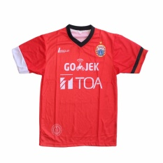 NEW jersey PERSIJA JAKARTA HOME 2017-2018 liga satu indonesia supporter version THE JAKMANIA