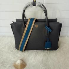 New Koleksi Terbaru Mcm Milla Medium Tote Bag