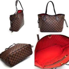 New Koleksi Terbaru Tas Import/Tas Branded/Tas Kw/Tas Murah/Lv Neverfull Size S Kw 1