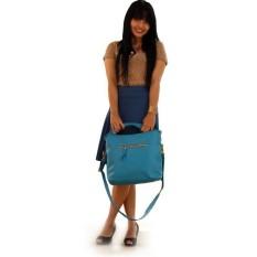 New Koleksi Terbaru Tas Wanita Fashion-Ceviro Cellini Shoulder Bag-Mint