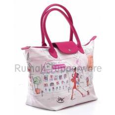 New Koleksi Terbaru Tupperware Miss Belle Tote Bag Large (Promo)