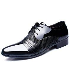 Review Toko New Oxford Pakaian Formal Pria Sepatu Kulit Sepatu Kasual Bisnis Pakaian Santai Online
