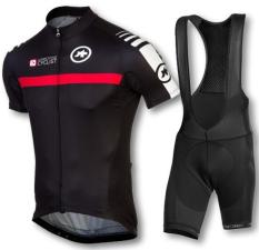 Review Those Baru Panas Musim Penyewaan Pakaian Olahraga Bersepeda Jersey Set Pakaian Lengan Bang Pendek Celana Bang Pendek Jaket Oto Bantalan Gel Kit Internasional Oem