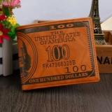 Ulasan Mengenai Baru Dompet Pria Dolar Dompet Dompet Kreatif Dompet Pria Pendek Dompet B