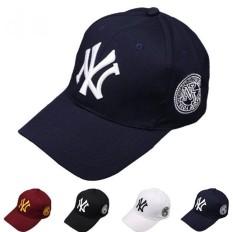 Baru Pria Wanita Topi Bisbol Hip-Hop Topi Disesuaikan NY Snapback Sport  Unisex-Intl f27bc2fa8d