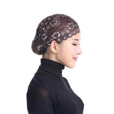 Baru Muslim Hui Wanita Fashion Model Syal Jilbab Syal HatConvenient Lengan Dukungan Kepala untuk Wanita Muslim Jilbab-Intl