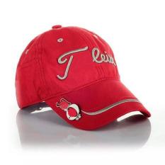 Baru Topi Golf Fashion Topi Golf untuk Pria Tur Sport Dilengkapi Topi