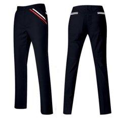 Review Toko Baru Pgm Golf Celana Pria Musim Gugur Pakaian Tinggi Elastis Celana Cepat Kering Tipis Celana Plus Ukuran Xxs 3Xl 98 Polyester Navy Biru Intl Online
