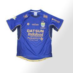 Beli New Polyflex Jersey Persib Bandung Home Blue 2017 2018 Supporter Version Kualitas A Premium Terbaik Kredit