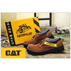 New Sepatu Caterpillar Low boots Sede