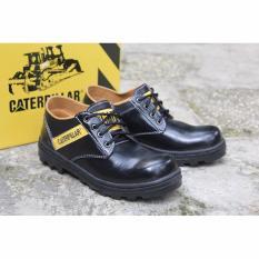 New Sepatu Caterpillar Low boots Sintetis
