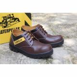 Beli New Sepatu Caterpillar Low Boots Sintetis Online Murah