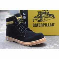 New Sepatu Caterpillar Middle Boots
