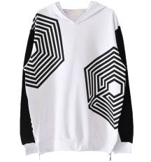 Review Gaya Baru Exo Overdosis Hooded Sweater Korea Seoul Konser Sweater Xl Hitam Intl Tiongkok