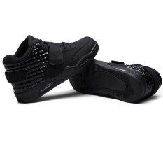 Toko Gaya Baru Pria Breathable Basket Sepatu Hitam Intl Not Specified