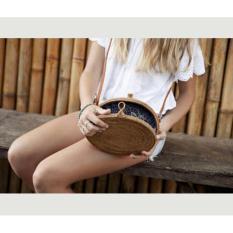 Spesifikasi New Tas Rotan Bali Oval Rottan Tas Selempang Wanita Tas Selempang Rotan Tas Premium Terbaru Yang Bagus Dan Murah