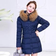 Toko New Woman S Fashion Warm Winter Hoody Down Jacket Cotton Coat Intl Unbranded Tiongkok