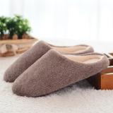 Beli New Wanita Pria Anti Slip Kolam Rumah Musim Dingin Hangat Lantai Sandal Sepatu Yang Lembut Empuk Baru Internasional Cicilan