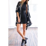 Toko New Women Summer Kimono Cardigan B*k*n* Cover Up Floral Beach Robe Kaftan Boho Blouse Top Beachwear Intl Online Hong Kong Sar Tiongkok