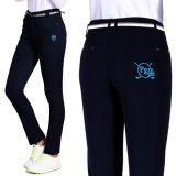Spesifikasi Baru Wanita Golf Celana Essentials Full Length Pant Sport Golf Pakaian Bernapas Elastis Tinggi Navy Blue Intl Beserta Harganya