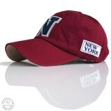 Spesifikasi York Topi Model Biasa Bt19 Liar Musim Semi Dan Musim Gugur Pria Dan Wanita Topi Bisbol Anggur Merah Yang Bagus